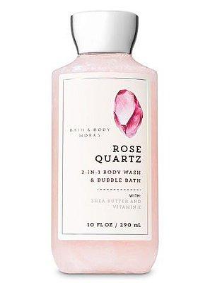 Rose Quartz 2-in-1 Body Wash & Bubble Bath