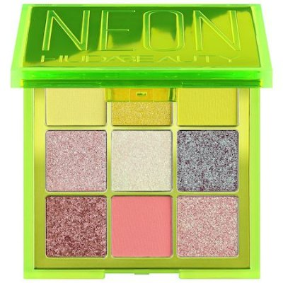 Huda Beauty Neon Obsessions Palette Neon Green