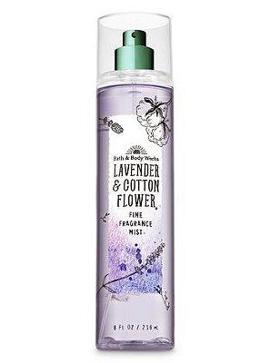 Lavender & Cotton Flower Fine Fragrance Mist