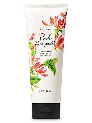 Pink Honeysuckle Ultra Shea Body Cream