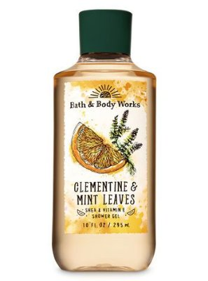 Clementine & Mint Leaves Shower Gel
