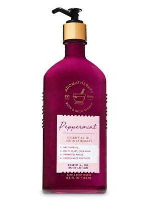 Peppermint Essential Oil Body Lotion