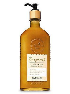 Bergamot Essential Oil Body Lotion