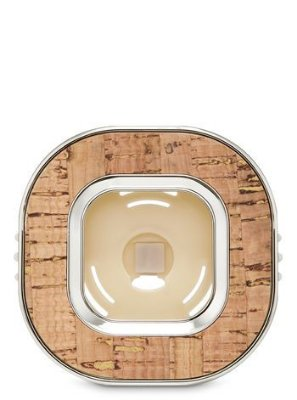 Square Cork Vent Clip Scentportable Holder
