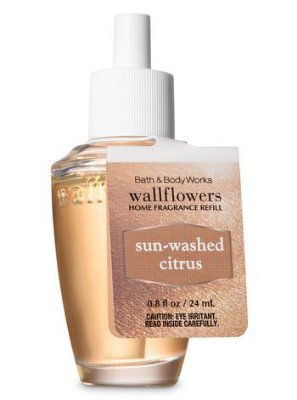 Sun-Washed Citrus Wallflowers Fragrance Refill