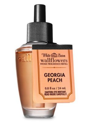 Georgia Peach Wallflowers Fragrance Refill