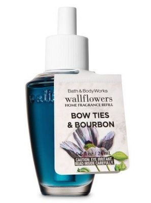 Bowties & Bourbon Wallflowers Fragrance Refill