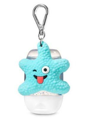 Starfish Emoji Pocketbac Holder