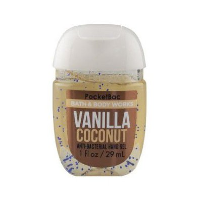 Vanilla Coconut Pocketbac Anti-Bacterial Hand Gel