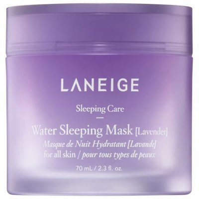 Laneige Lavender Water Sleeping Mask - Edição Limitada