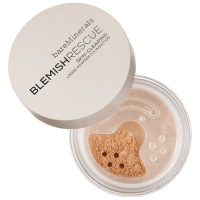 Bareminerals Blemish Rescue Skin-Clearing Loose Powder Foundation – For Acne Prone Skin