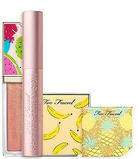 Too Faced Tutti Frutti - Party-Ready Essentials Makeup Set