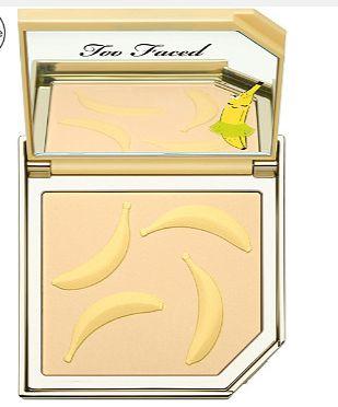 Too Faced Tutti Frutti - It's Bananas Brightening Setting Powder