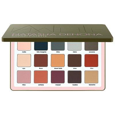Natasha Denona Safari All Matte Eyeshadow Palette - Edição Limitada
