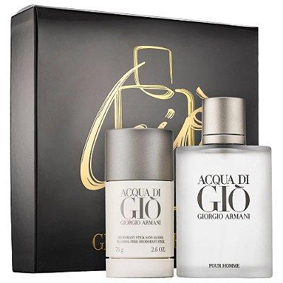 Giorgio Armani Beauty Acqua Di Gio + Deodorant Set
