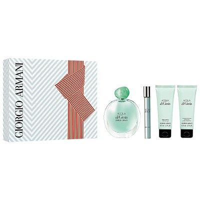 Giorgio Armani Beauty Acqua di Gioia Eau de Parfum Set - Edição Limitada