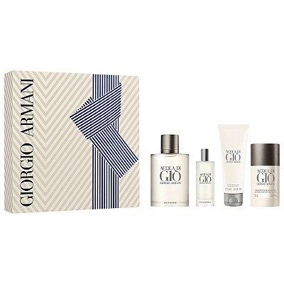 Giorgio Armani Beauty Acqua di Gio Gift Set - Edição Limitada