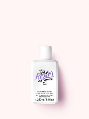 Victoria's Secret Tease Rebel Silk Shower Oil