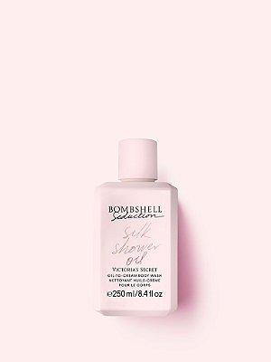 Victoria's Secret Bombshell Seduction Silk Shower Oil
