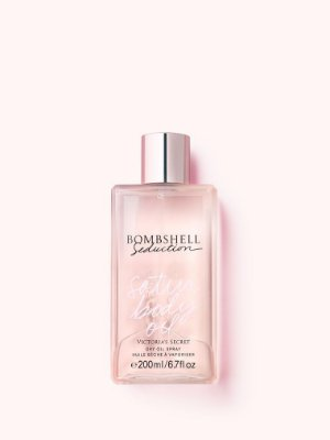 Victoria's Secret Bombshell Seduction Satin Body Oil