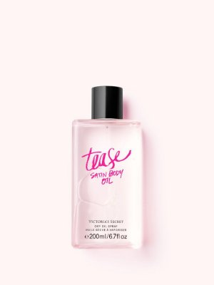 Victoria's Secret Tease Satin Body Oil