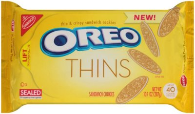 Nabisco Oreo Thins Sandwich Cookies