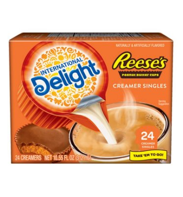 International Delight Reese's Peanut Butter Cup Creamer Singles