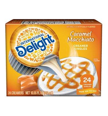 International Delight Caramel Macchiato Creamer Singles