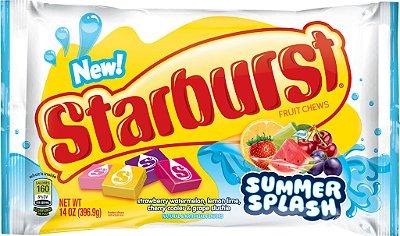Starburst Summer Splash Chewy Candy