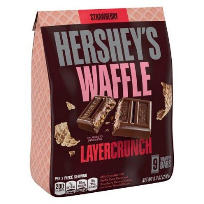 Hershey's Cookie Layer Crunch Strawberry Candy