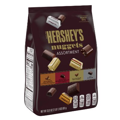 Hershey's Nuggets Assortment Chocolate Candy