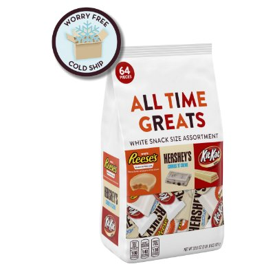 Hershey's All Time Greats White Snack Size Assortment
