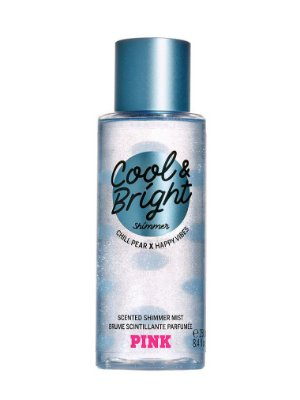 PINK Cool & Bright Shimmer Mist