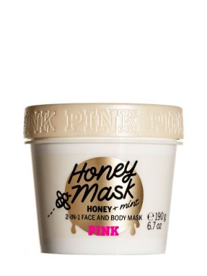 PINK Honey & Mask