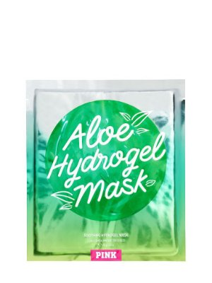 Pink Aloe Hydrogel Mask