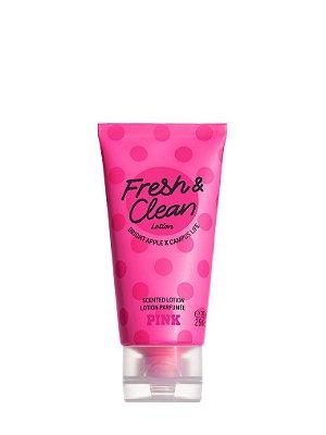 PINK Mini Fresh & Clean Lotion