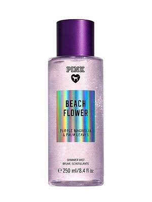 PINK Beach Flower Shimmer Mist