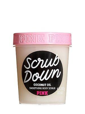PINK Scrub Down Body Scrub