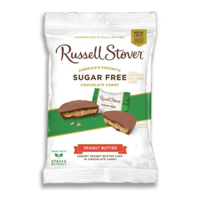 Russel Stover Sugar Peanut Butter Squares