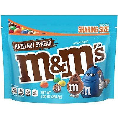M&Ms Sharing Size Hazelnut Spread
