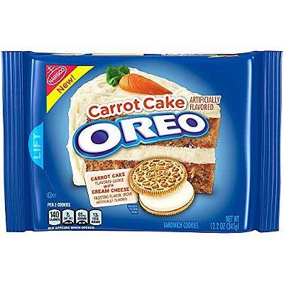 Nabisco Oreo Carrot Cake Cookie
