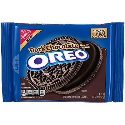 Nabisco Oreo Dark Chocolate Sandwich Cookies