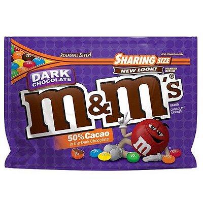 M&Ms Sharing Size Dark Chocolate