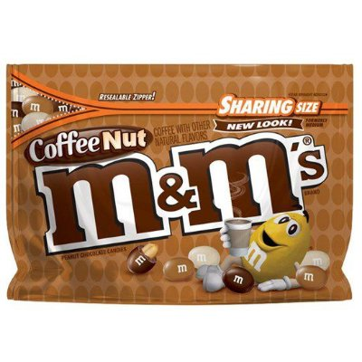 M&Ms Sharing Size Coffee Nut