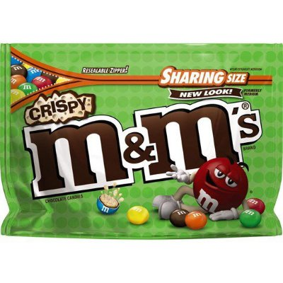 M&Ms Sharing Size Crispy