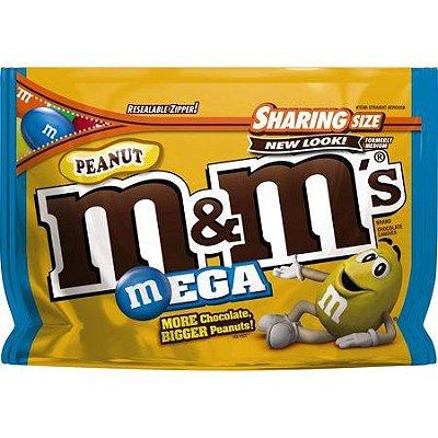M&Ms Sharing Size Peanut Mega