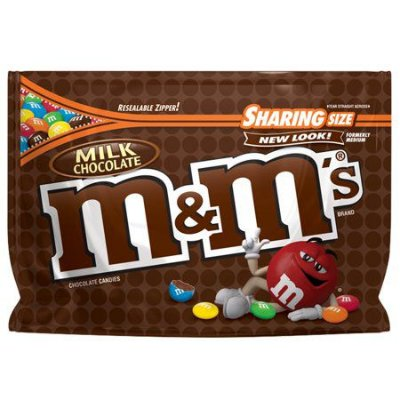 M&Ms Sharing Size Milk Chocolate