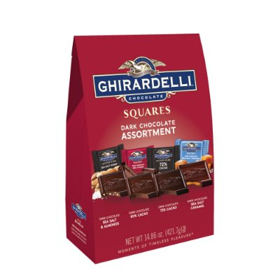 Ghirardelli Dark Chocolate Assortment