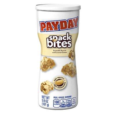 Payday Snack Bites Peanut Caramel Snack
