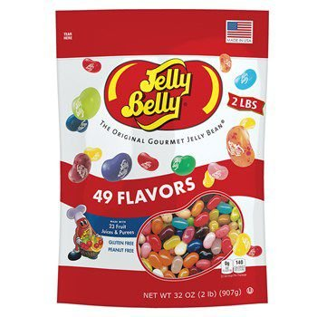 Jelly Beans 49 Assorted Flavors
